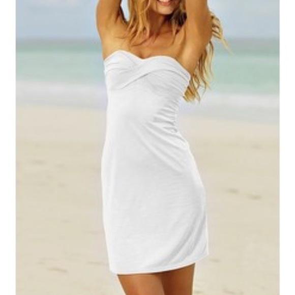 75785e6daaa Victoria s Secret bra top strapless tube dress